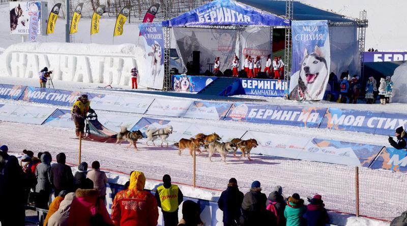 На Камчатке проходит гонка «Берингия»
