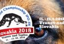 В Словакии прошел Чемпионат мира по следовой работе