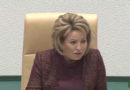 Обсуждение закона о животных в Совфеде: видео