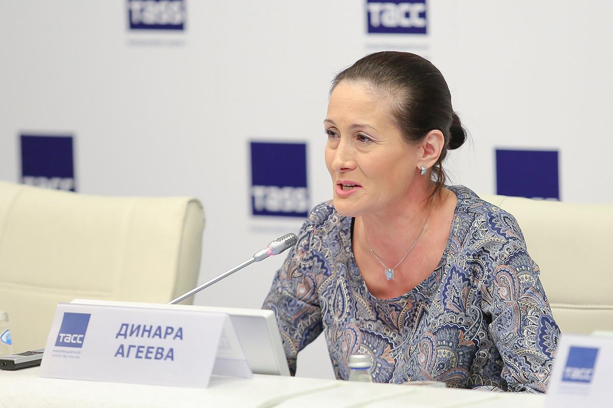 Динара Агеева