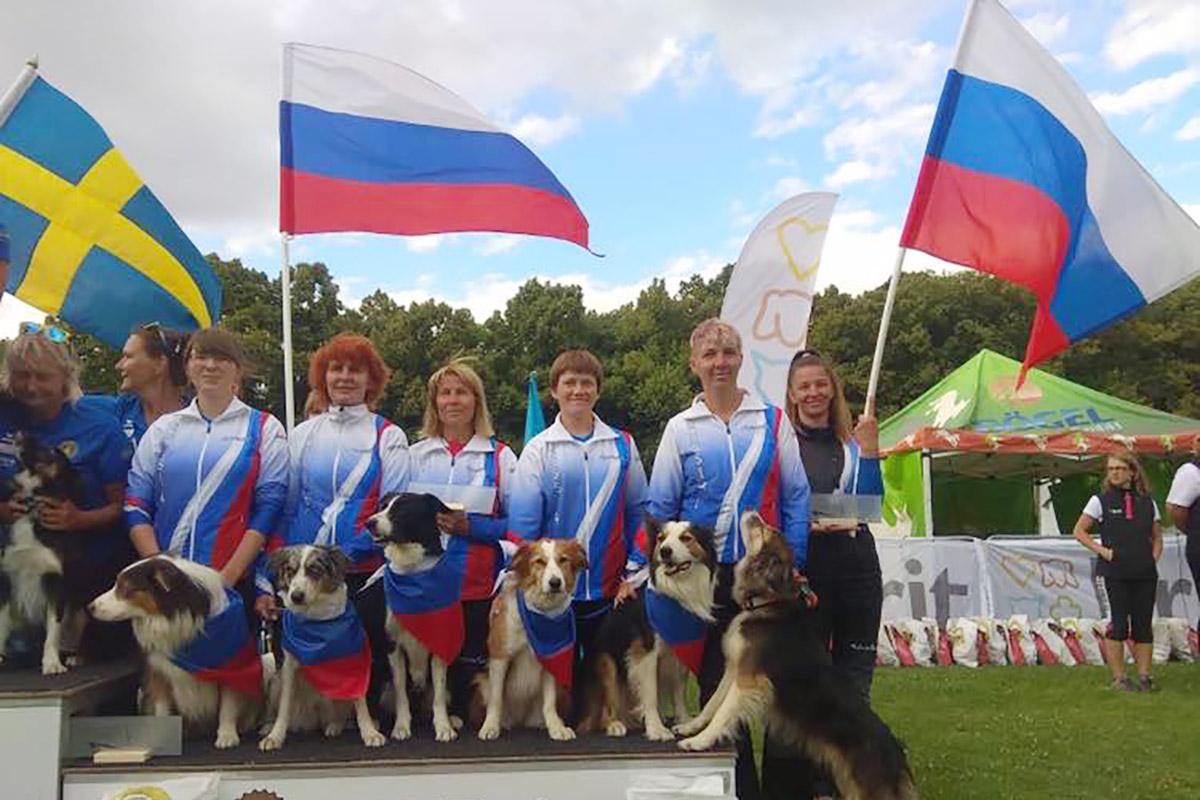 Сборная России по обидиенс