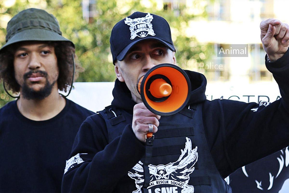 боевики зоозащитники