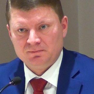 Мэр Красноярска Сергей Еремин