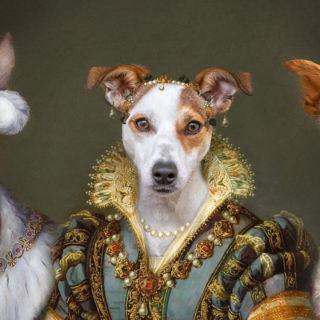 литературные клички собак