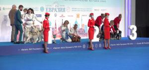 """РКФ, выставка """"Евразия-2021"""""""